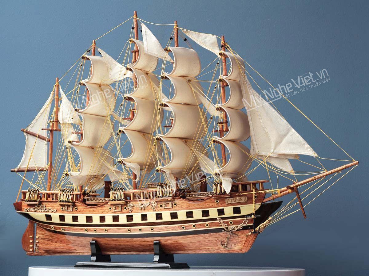 Quà tặng tàu thuyền phong thủy