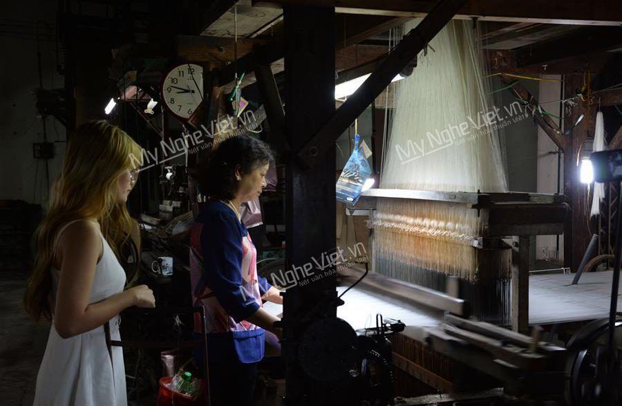 Xưởng lụa Vạn Phúc, Hà Đông