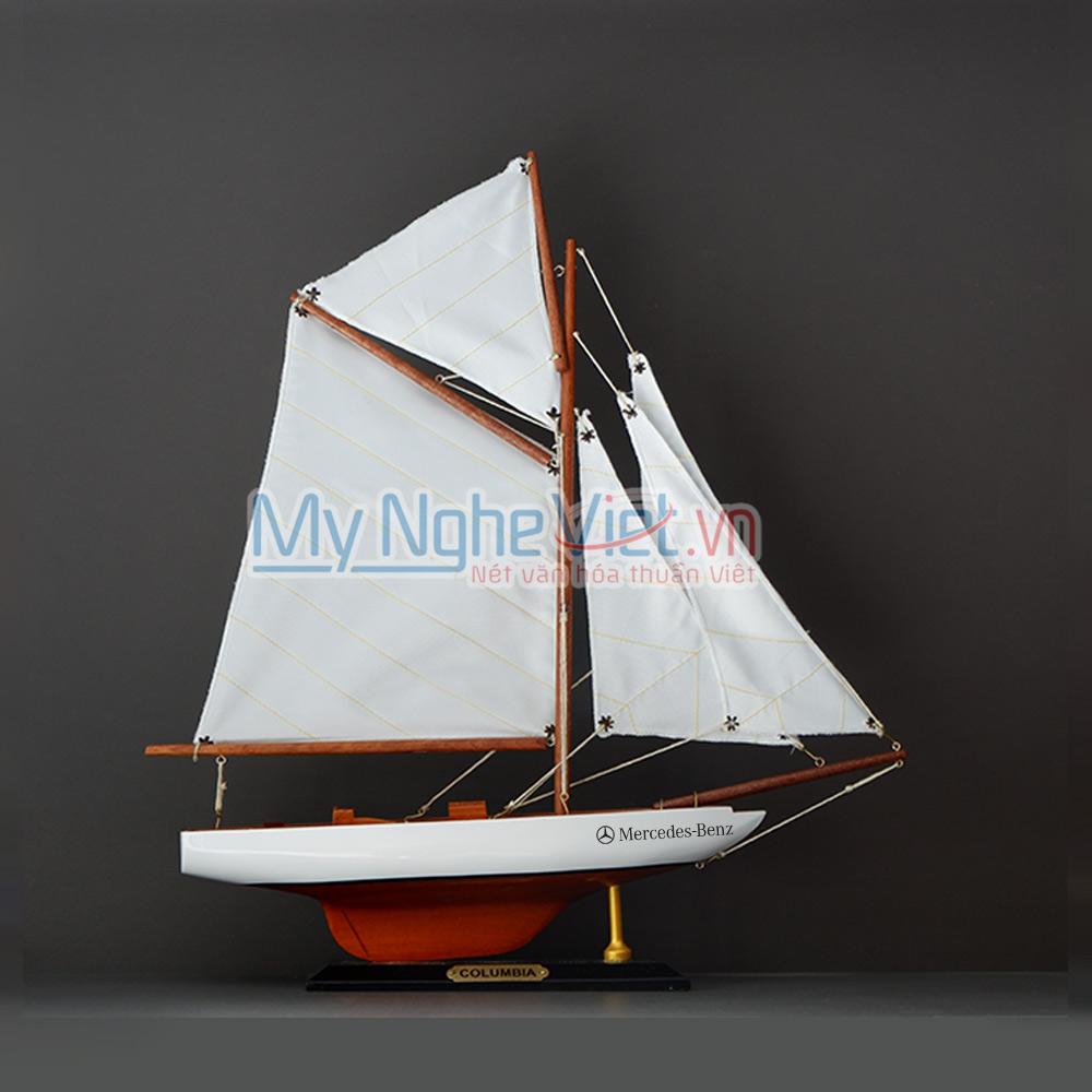 Quà tặng du thuyền mô hình ý nghĩa