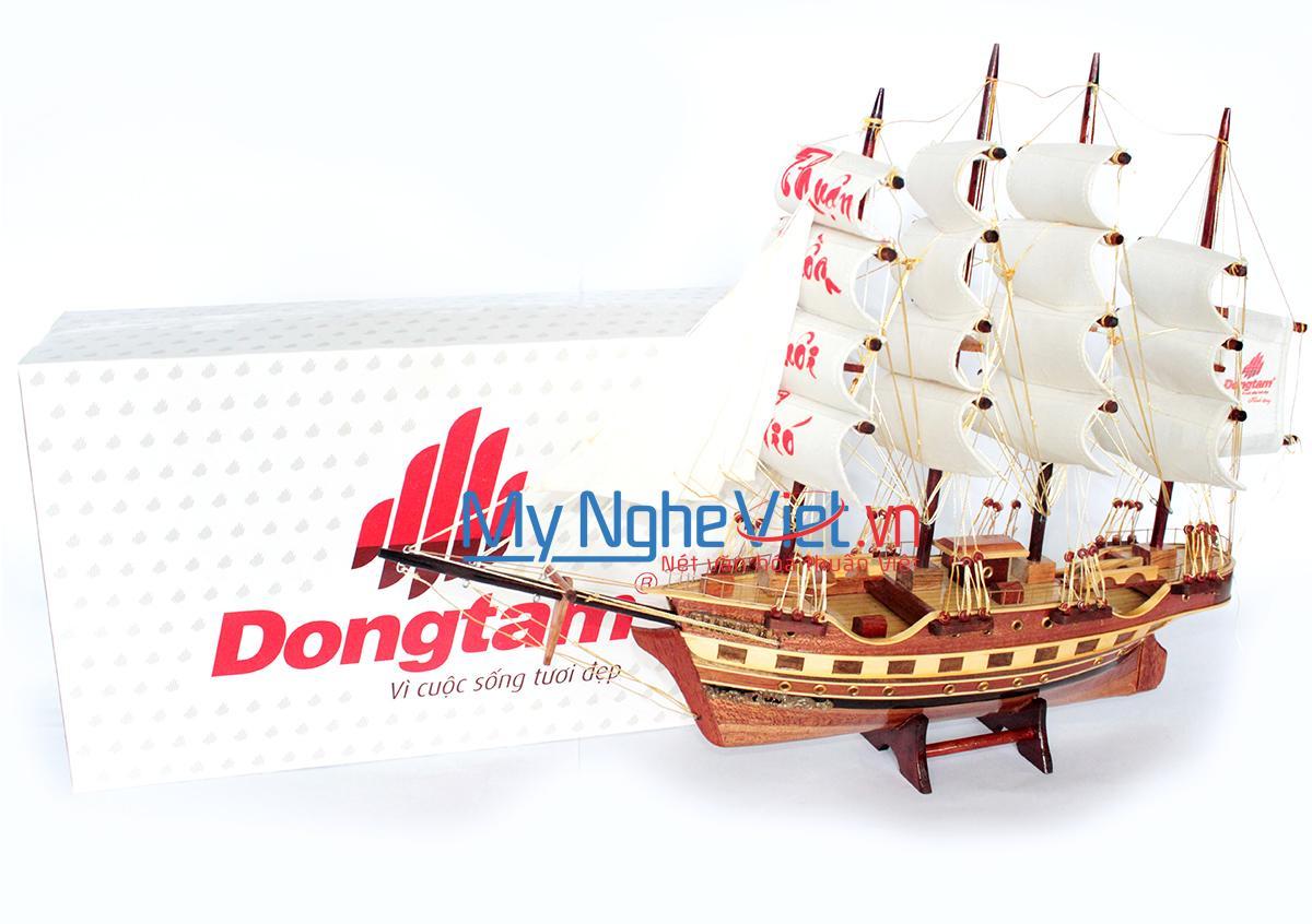 Mô hình tàu thuyền quà tặng doanh nghiệp